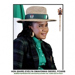 EVELYN OMAVOWAN